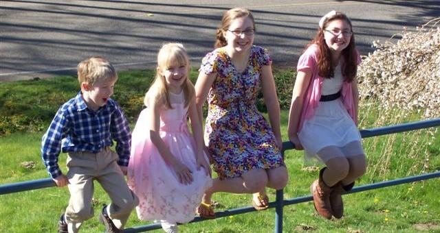 Some Hobart Kids